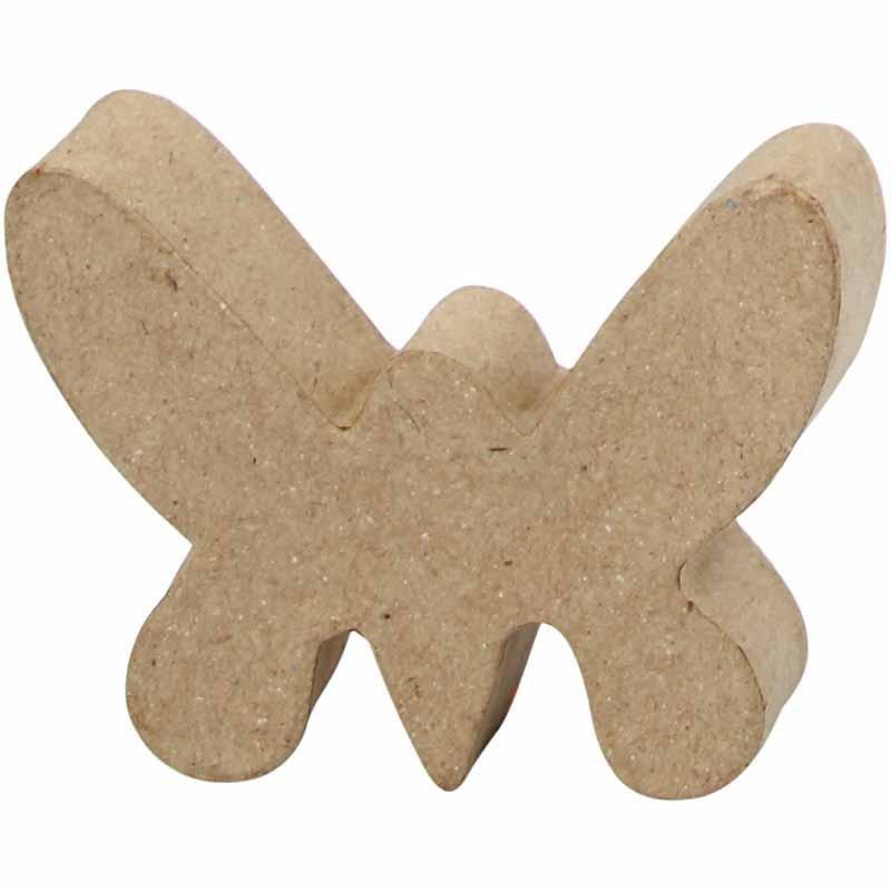 Fluture carton,7,6cm,bucata