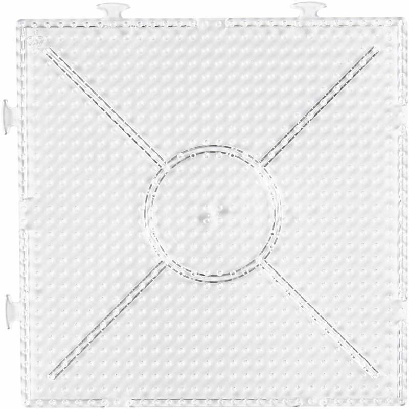 Tabla pt margele 5x5mm,15cm,patrat,75310