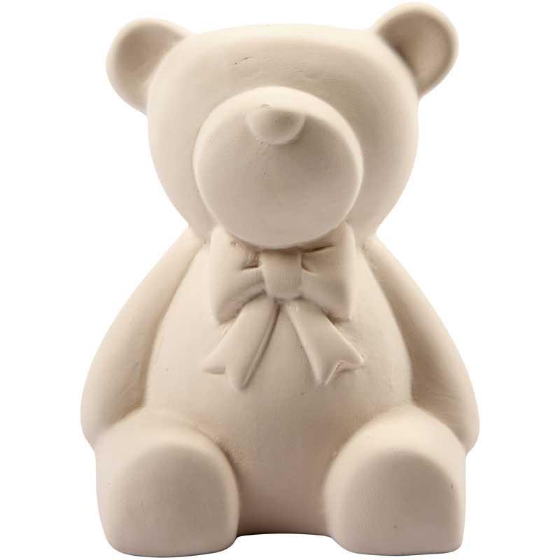 Pusculita urs,ceramica,9cm,bucata