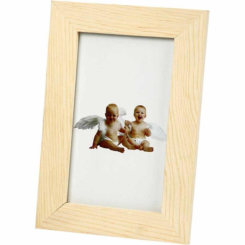 Rama foto,lemn,10,5x16cm