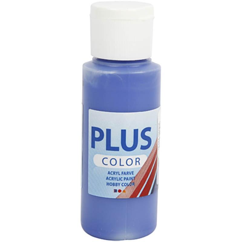 Culori acrilice Plus Color,60ml,ultramarine