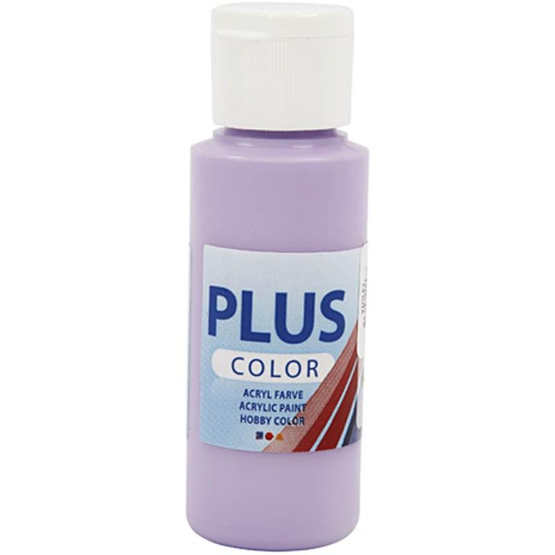 Culori acrilice Plus Color,60ml,violet