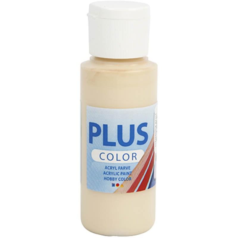 Culori acrilice Plus Color,60ml,fleshtone beige