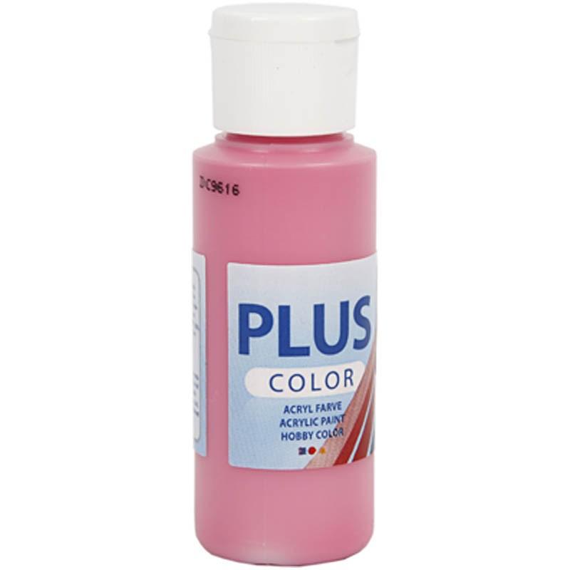 Culori acrilice Plus Color,60ml,fuchsia
