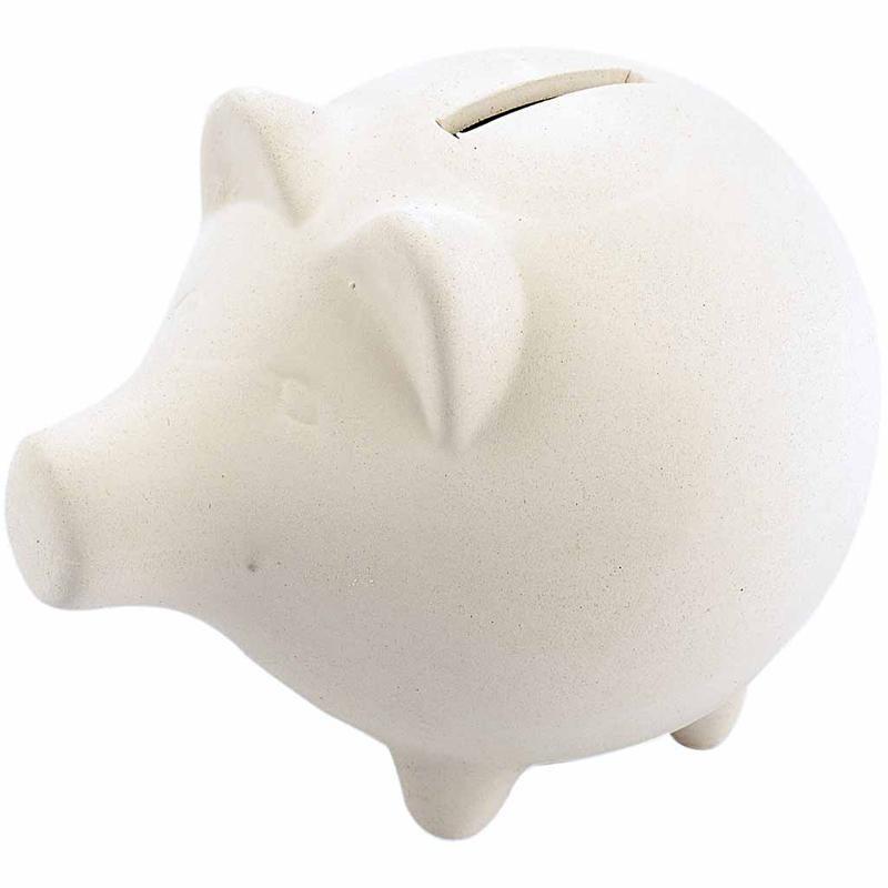 Pusculita porc,ceramica,15cm,bucata