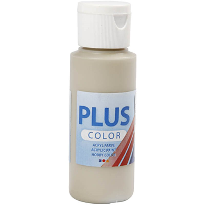 Culori acrilice Plus Color,60ml,stone beige