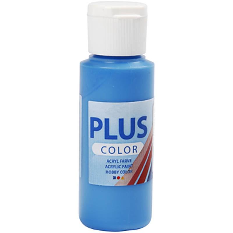 Culori acrilice Plus Color,60ml,primary blue