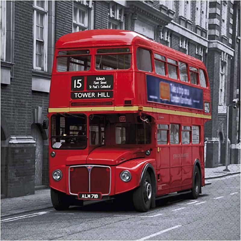 Servetele,33x33cm,20buc,London