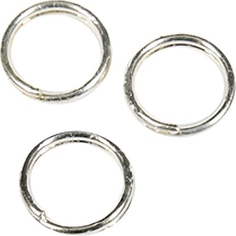 Inel,5mm,placat argint,30buc