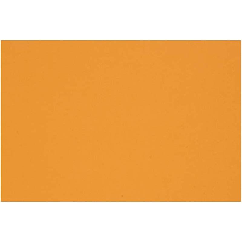 Carton A4,180g,20buc/set,portocaliu