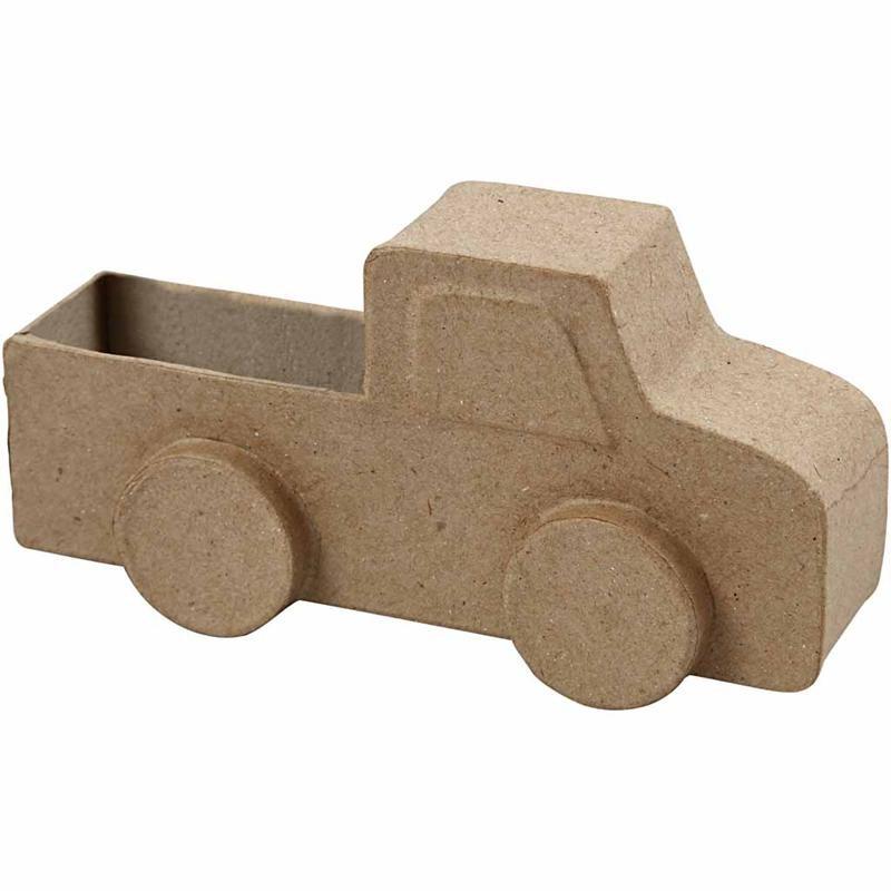 Camion carton,15x5x7cm,bucata