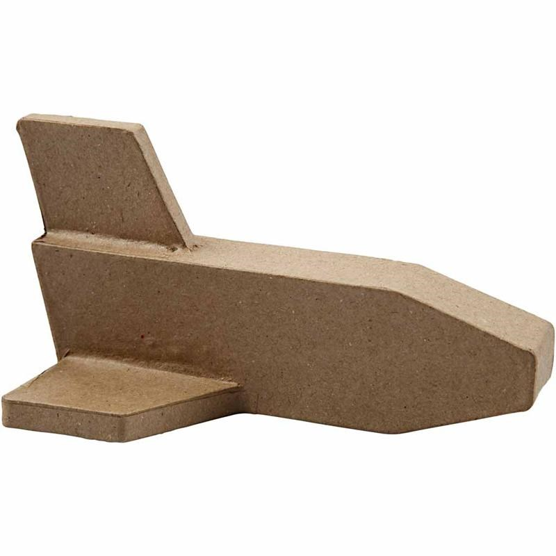 Avion carton,15x10x8cm,bucata