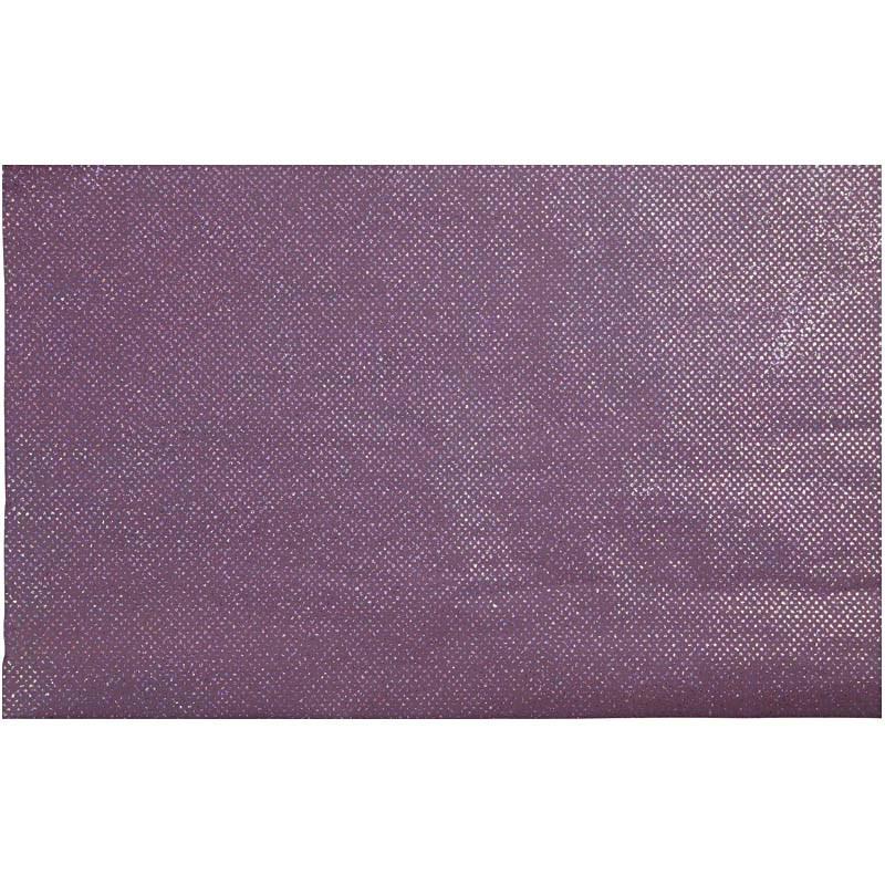 Hartie manuala 38x56,110g,roz/glitter