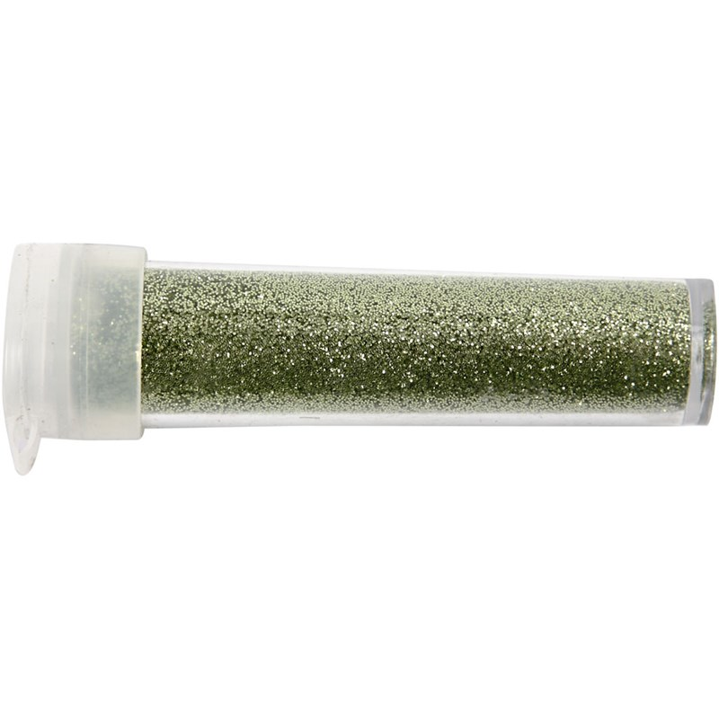Glitter,6g,00.1mm,verde