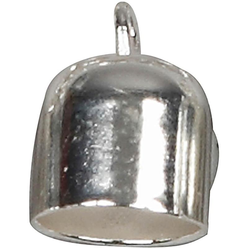 Inchizatoare,8mm,placat argint,6buc