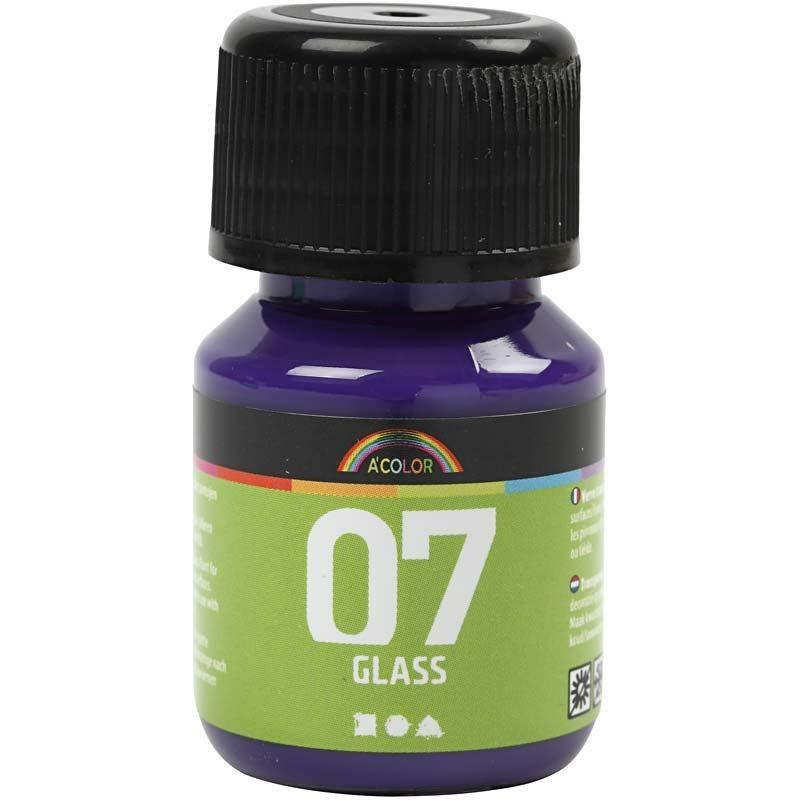 Culori pt sticla,30ml,violet