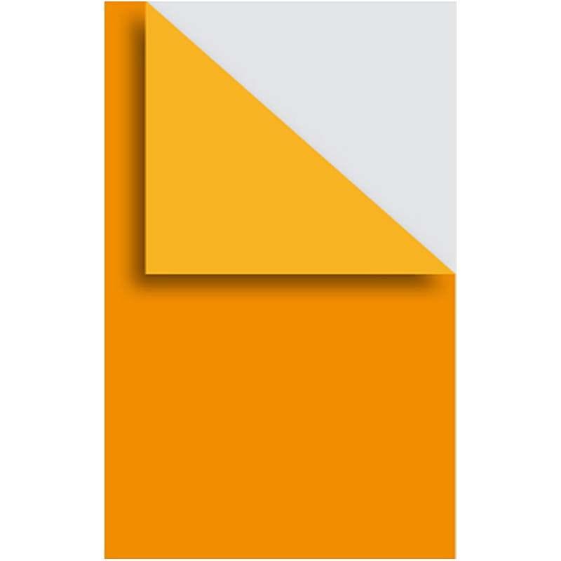 Carton A4,250g,10coli/set,portocaliu