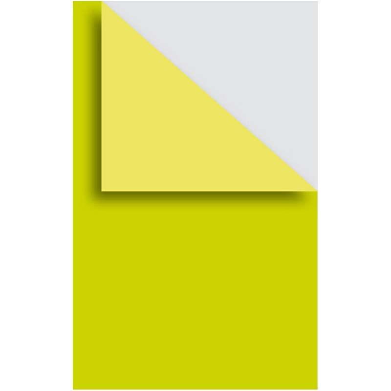 Carton A4,250g,10coli/set,vernil