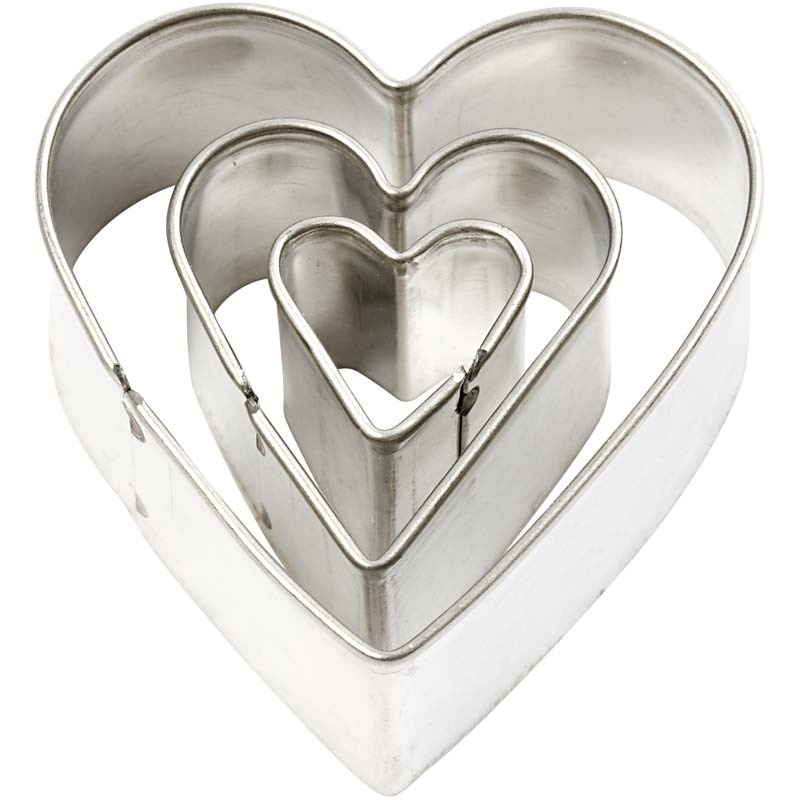 Forme pt modelaj,40x40cm,inima