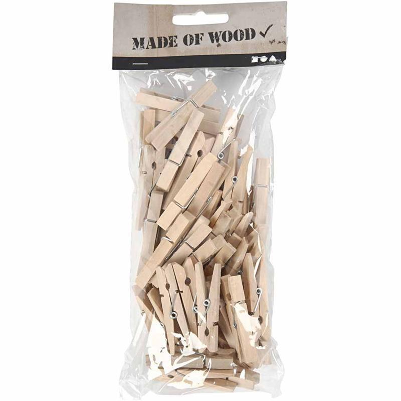 Carlige lemn pt decor,5cm,mesteacan,50b