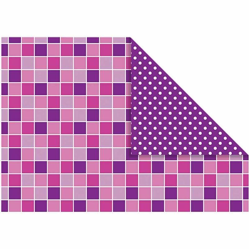 Carton A4,250g,10coli/set,violet/model