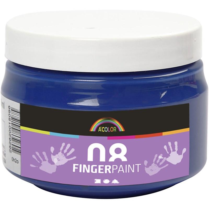 Finger Paint,150 ml,bleu