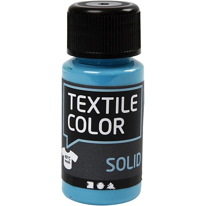 Culori pt tesaturi inchise,50ml,turquoise