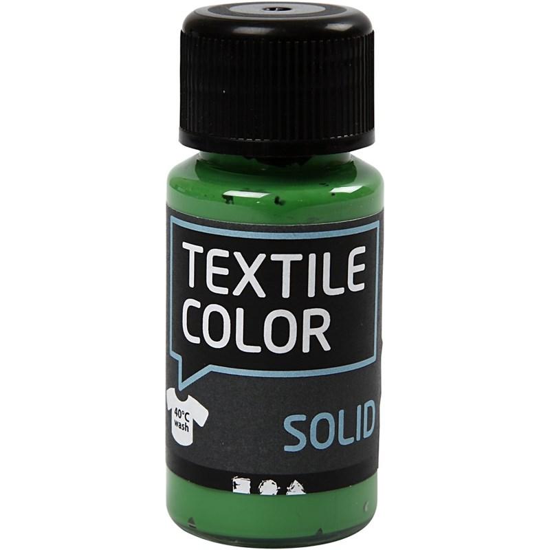 Culori pt tesaturi inchise,50ml,verde