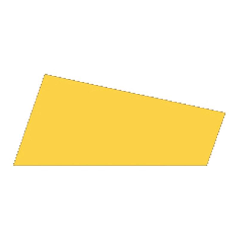 Spuma A4,21x30x0.2cm,galben,10buc/set