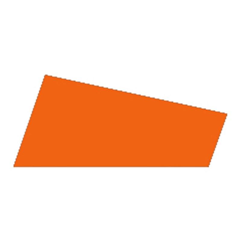 Spuma A4,21x30x0.2cm,portocaliu,10 coli