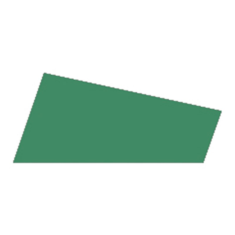 Spuma A4,21x30x0.2cm,verde,10buc/set