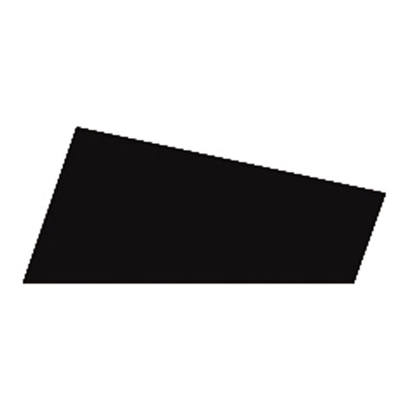 Spuma A4,21x30x0.2cm,negru,10buc/set