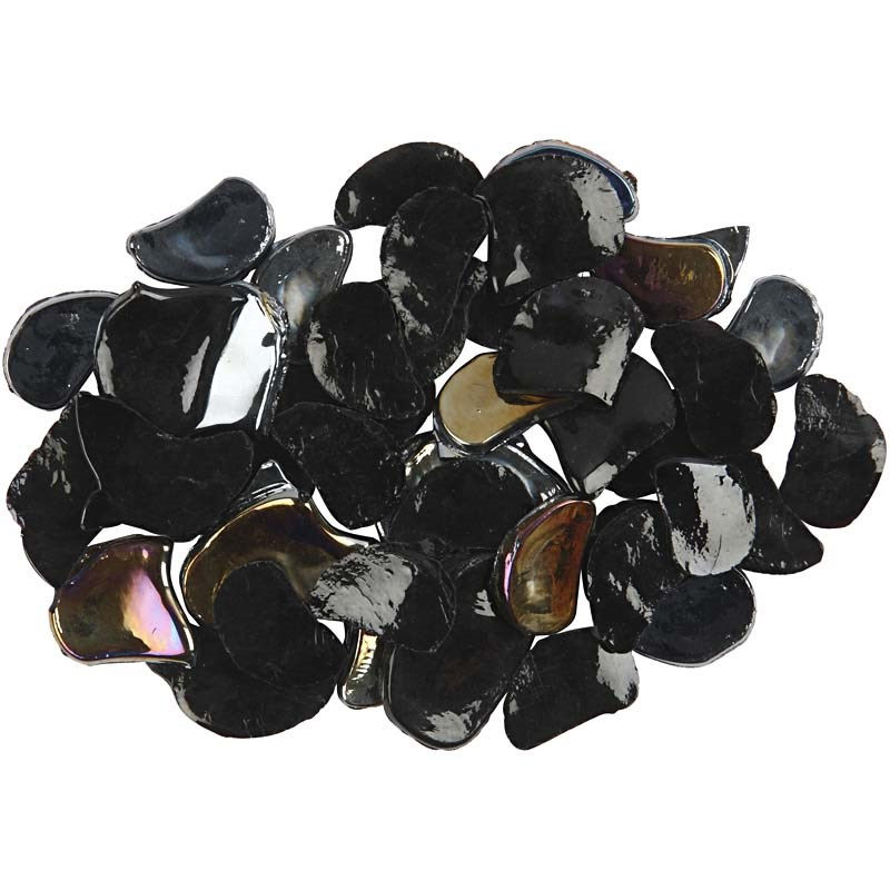 Mozaic,10-25mm,200g,negru