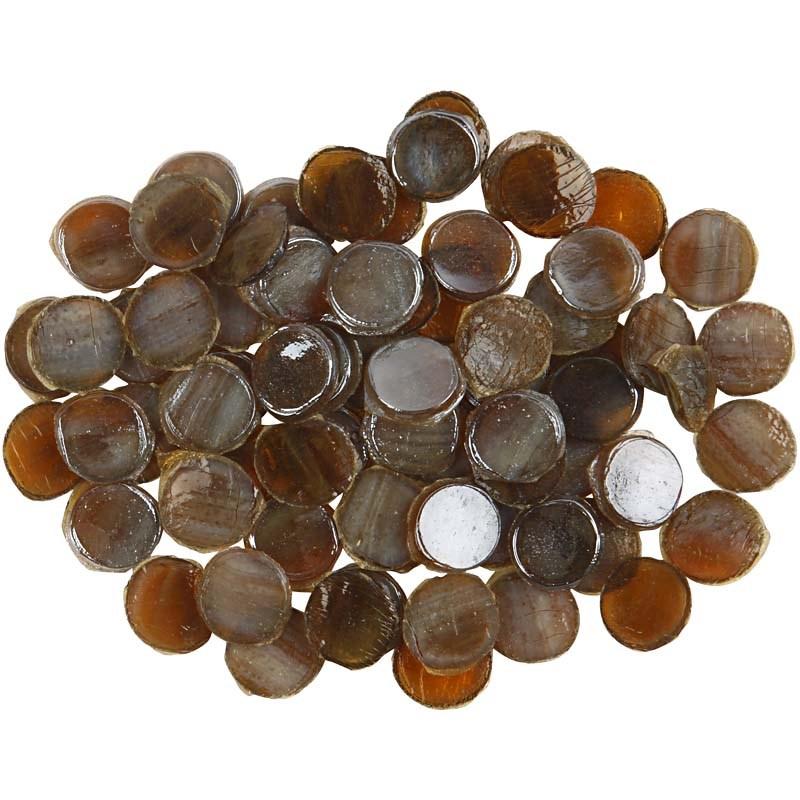 Mozaic,10mm,200g,rotunde,maro