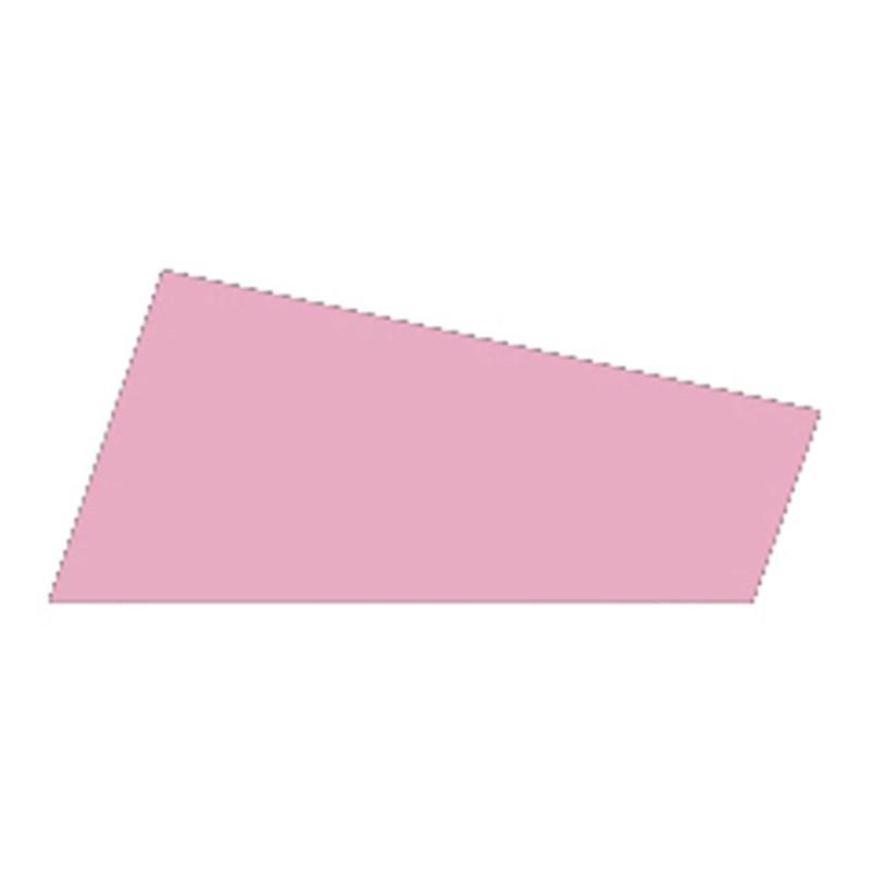 Spuma A4,21x30x0.2cm,roz,10buc/set