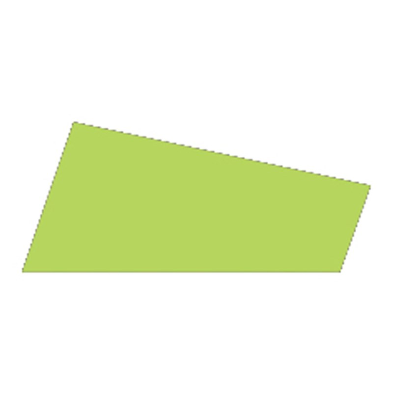 Spuma A4,21x30x0.2cm,vernil,10buc/set
