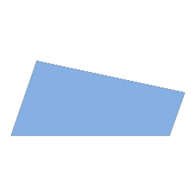 Spuma A4,21x30x0.2cm,bleu,10buc/set