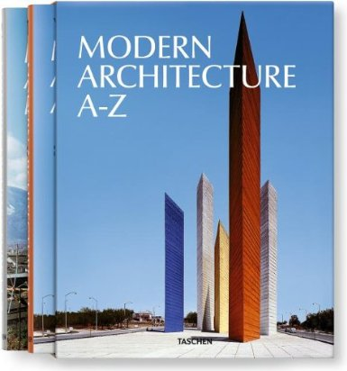 Modern architecture A-Z - Peter Gossel