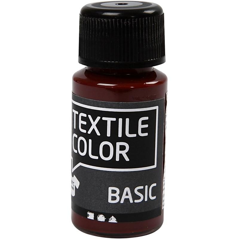 Culori pt tesaturi deschise,50ml,maro