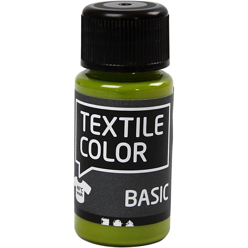Culori pt tesaturi deschise,50ml,kiwi