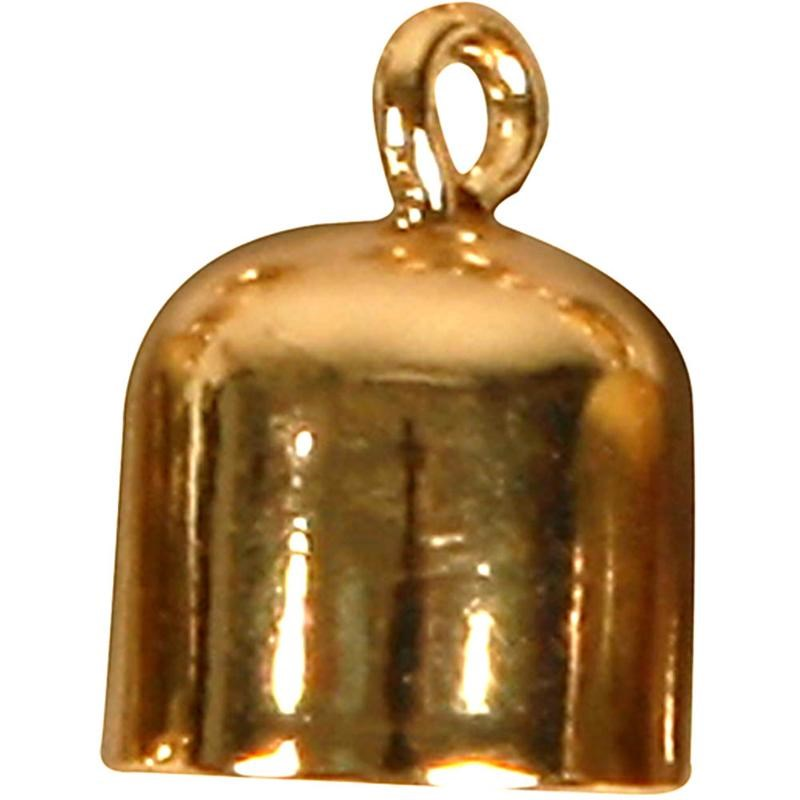 Inchizatoare,8mm,placat aur,6buc