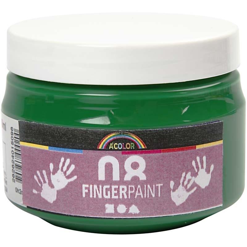 Finger Paint,150 ml,verde