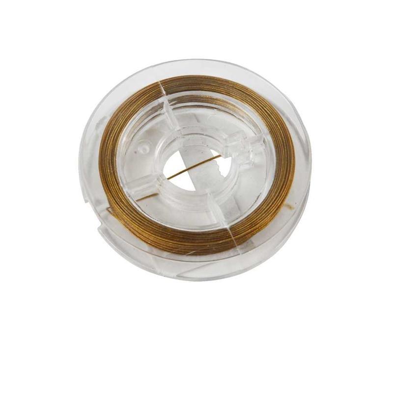 Fir metalic,0.38mmx10m,auriu