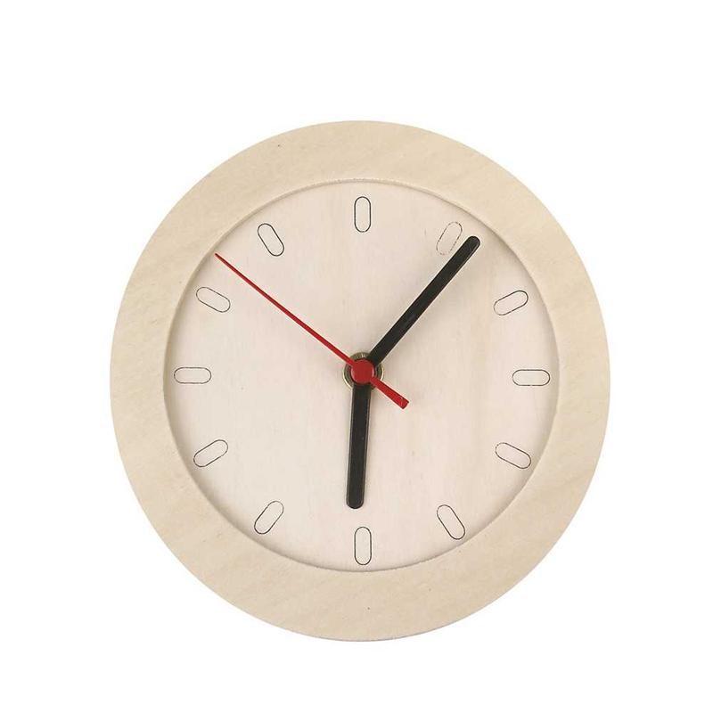 Ceas,lemn,15cm