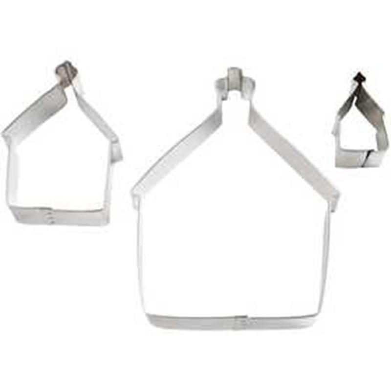 Forme pt modelaj,9.5x12.8cm,casa