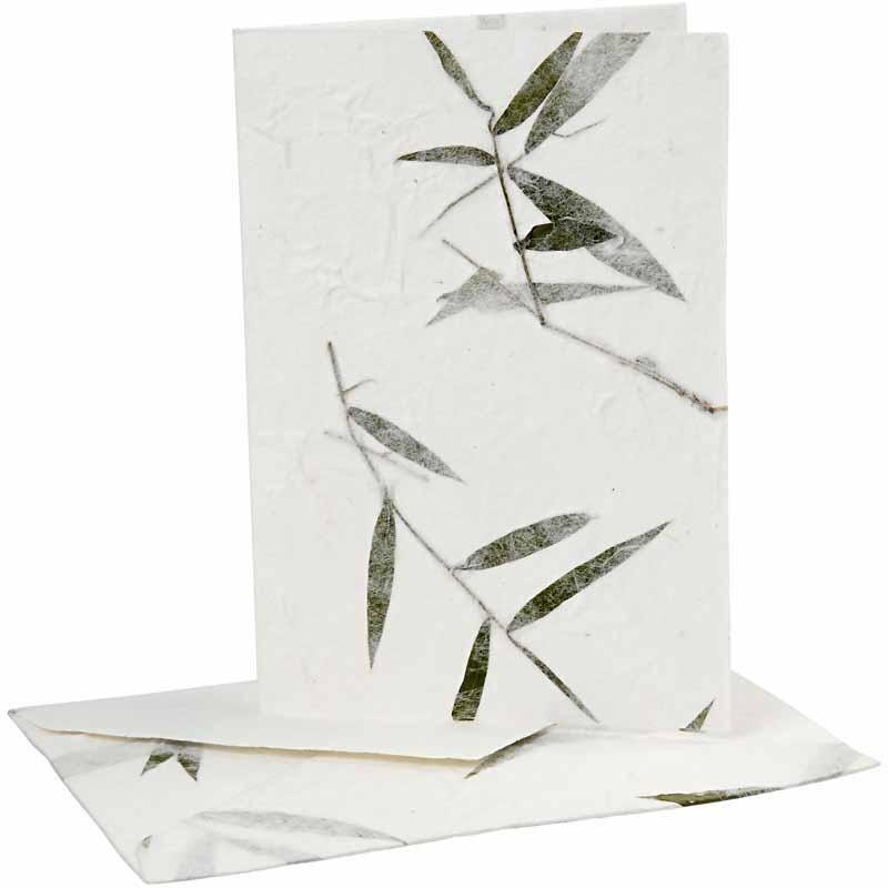 Felicitare,plic,10.5x12.5cm,alb,5b,23608