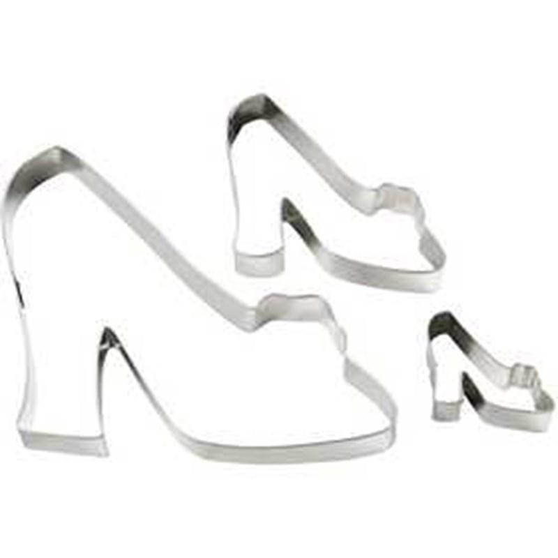 Forme pt modelaj,13x11cm,pantof