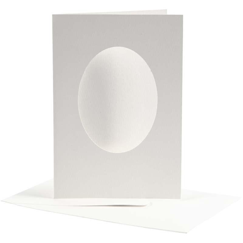 Felicitare,plic,10.5x15cm,alb,10b,23722
