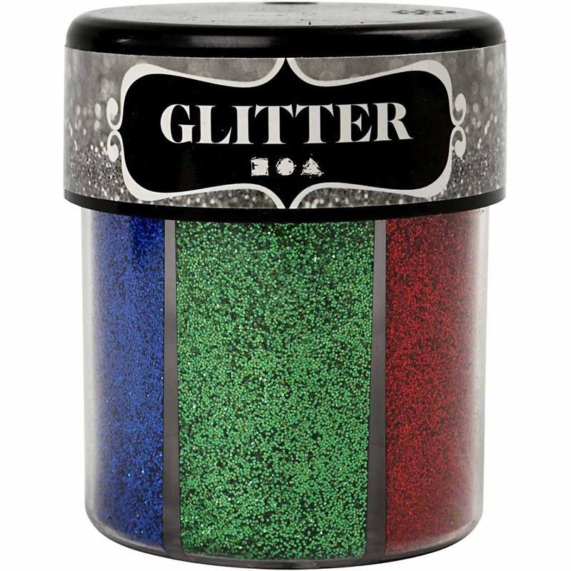 Glitter,6x30g,asoratate