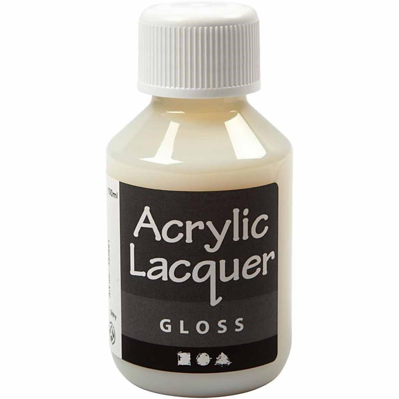 Lac lucios acrilic,100ml